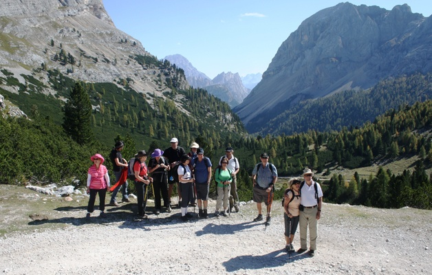 Walking tour in Verona and the Dolomites in autumn 4