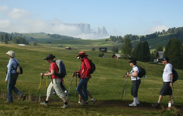 Walking tour in Verona and the Dolomites in autumn 6