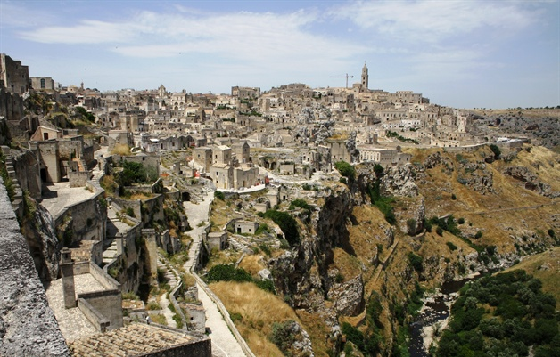 matera puglia guided walking tour