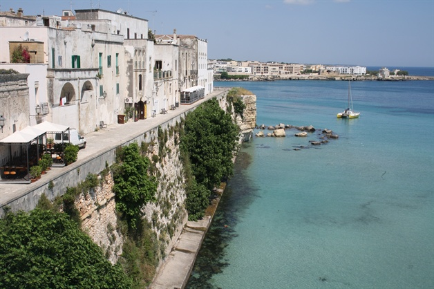 otranto  puglia guided walking tour