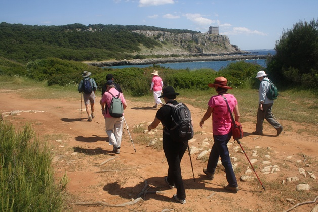 Park 1  puglia guided walking tour