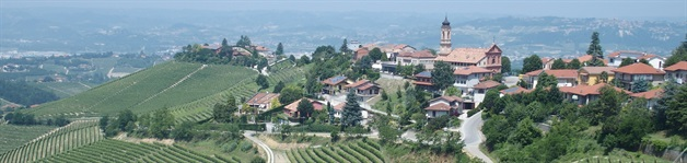 langhe piedmont walking tour