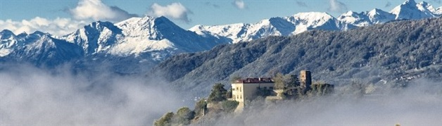 canavese piedmont walking tour