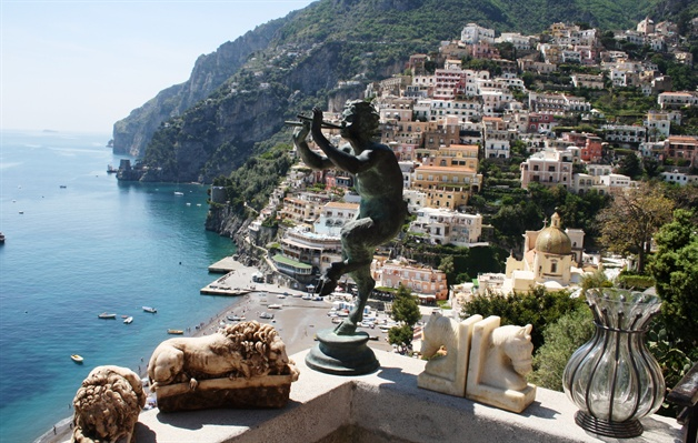 amalfi coast walking tour positano 2