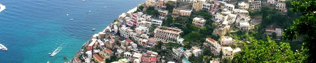 amalfi walking tour positano