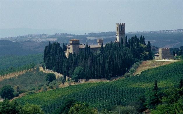 Italian Florence: 2. Central Italy: Tuscany 2 The Chianti