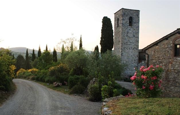 Italian Florence: 2. Central Italy: Tuscany 4 The Chianti