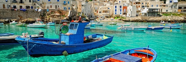 levanzo sicily walking tour