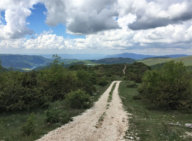 Camino Via Francigena Way of St Francis umbria self-guided 9