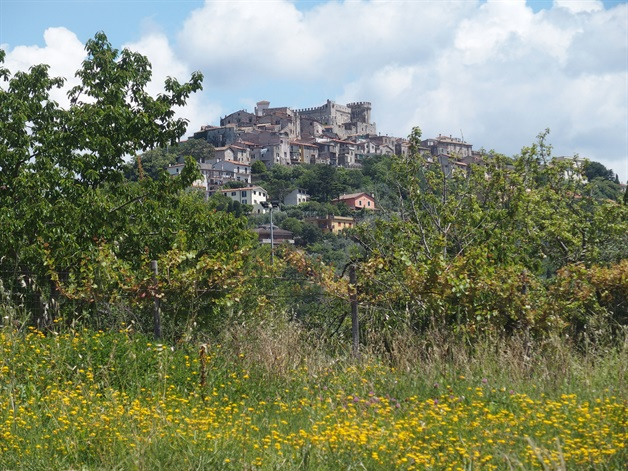 Camino Via Francigena Way of St Francis Lazio self-guided 12