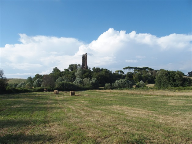 Camino Via Francigena Way of St Francis Lazio self-guided 13