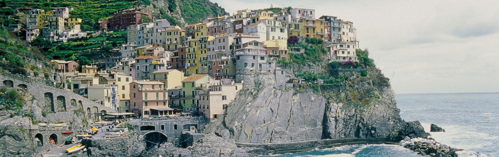 1. Northern Italy: Cinque Terre Coastal, from Levanto to Portovenere