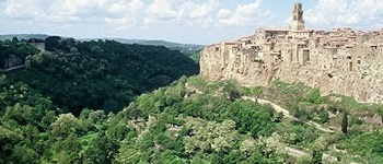 2. Central Italy: La Tuscia, walking from Pitigliano to Orvieto