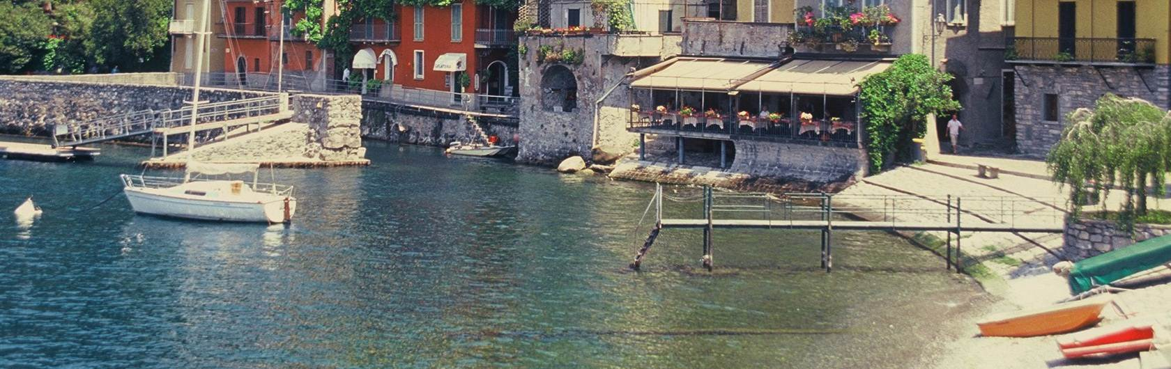 1. Northern Italy: Lake Como, seven day in Bellagio and the central lake.