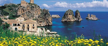 3. Southern Italy: Sicily 2, Western Sicily and the Egadi islands
