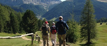 1. Northern Italy: Dolomites, 6 days walking in the South Tyrol