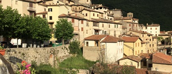 2. Central Italy: Cammino of St Francis Section 2, Umbria 2, from Spoleto to Rieti
