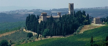 2. Central Italy: Tuscany 4 the Chianti, from Florence to Siena